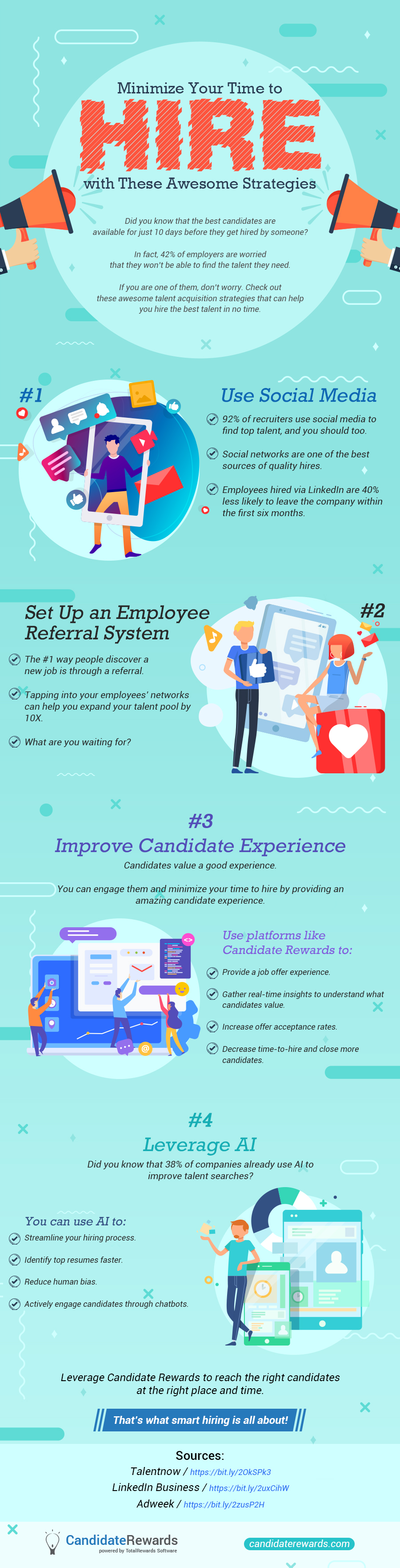 Here's How You Can Minimize the Time to Hire New Employees